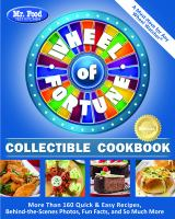 Wheel of Fortune Collectible Cookbook