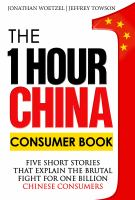 The 1 Hour China Consumer Book