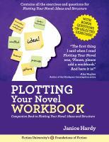 Image: Planning your Novel Workbook