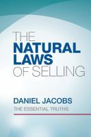 The Natural Laws of Selling