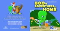 Boo's Adventures at Home