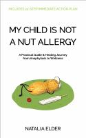 My Child Is Not A Nut Allergy