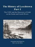 The History of Leechtown