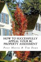 How to Successfully Appeal your BC Property Assessment