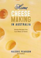 Home Cheese Making in Australia
