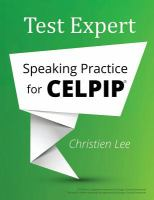 Test Expert Speaking Practice for CELPIP