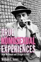 True Homosexual Experiences