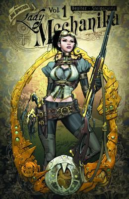 Lady Mechanika Volume 1 The Mystery of the Mechanical Corpse