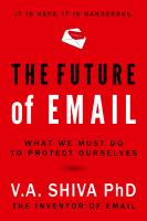 The Future of Email