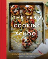 Cover of The farm cooking school :