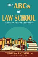 The ABCs of Law School