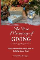 The True Meaning of Giving