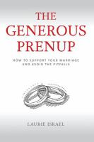 The Generous Prenup