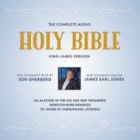 Complete Audio Holy Bible, The: King James Version (CD)