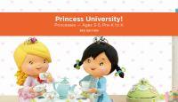 Princess University!