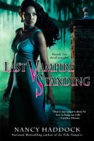 Last Vampire Standing