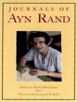 Journals of Ayn Rand