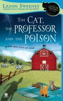 The Cat, the Professor, and the Poison