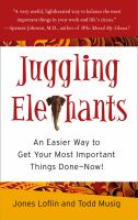 Juggling Elephants