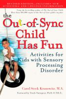 Image: The Out-of-sync Child Has Fun