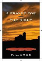 A Prayer for the Night