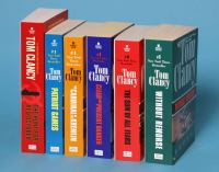 Jack Ryan Books 1-6