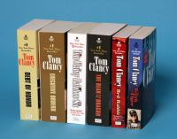 Jack Ryan Books 7-12