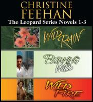 Christine Feehan the Leopard Series Novels 1-3