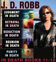 The in Death Collection. Books 11-15