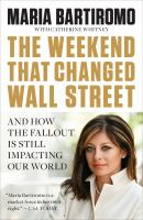The Weekend That Changed Wall Street