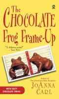 The Chocolate Frog Frame-up