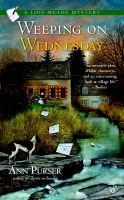 Weeping on Wednesday