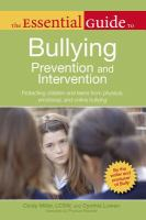 The Essential Guide to Bullying Prevention and Intervention