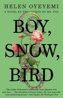 Boy, Snow, Bird