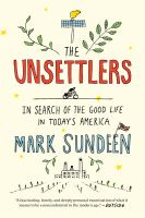 The Unsettlers