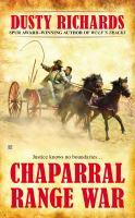 Chaparral Range War