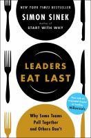 Leaders Eat Last