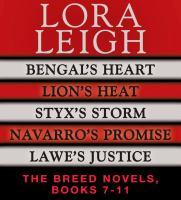 The Breeds, Novels 7-11