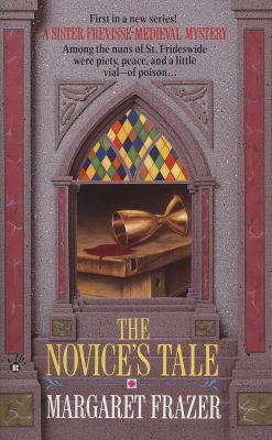 Cover image for The Novice's Tale