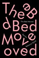 The Bed Moved