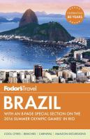 Fodor's Brazil