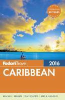 Fodor's 2016 Caribbean