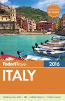Fodor's  Italy 2016