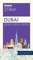 Fodor's 25 Best Dubai