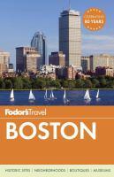 Fodor's Boston