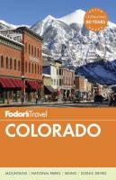 Fodor's Colorado