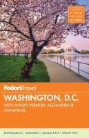 Fodor's 2018 Washington, D.C