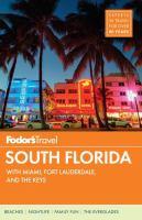 Fodor's South Florida, 2017