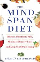 Image: The Mindspan Diet