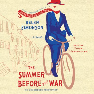 Cover image for The Summer Before the War